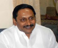 Kiran names his party after unified Andhra