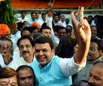 Fadnavis our man, Gadkari's muscle-flexing a 'sideshow': BJP