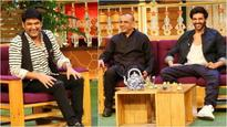 Current Bollywood News & Movies - Indian Movie Reviews, Hindi Music & Gossip - 'Guest Iin London' actors have a blast on 'The Kapil Sharma Show'