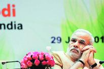 Narendra Modi outlines plan for 'second green revolution'