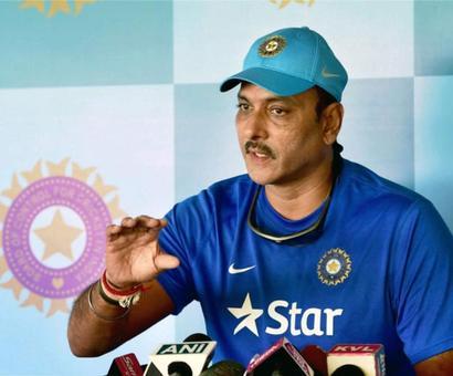 Rediff Cricket - Indian cricket - India's head coach Shastri defines his role