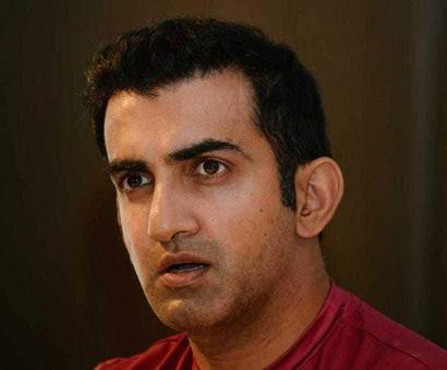 Rediff Cricket - Indian cricket - Gambhir Leads Initiative To Create Futures For Prospective Cricketers