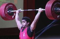 Thakur bags silver in 85kg weightlifting