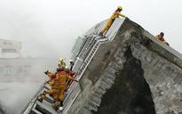 6.4 magnitude earthquake hits Taiwan, 2 dead as 17-storey building collapses