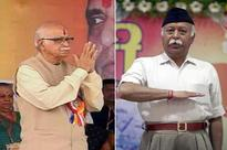 Advani unwell, defers meeting with RSS chief till Thursday