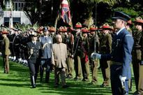President Pranab Mukherjee returns after six-day state visit to New Zealand