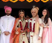Soha Ali Khan ties the knot with Kunal