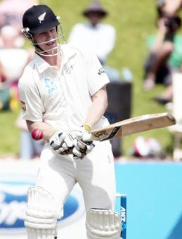 Problems aplenty for Kiwis: Neesham to miss Kolkata Test; Patel's arrival delayed