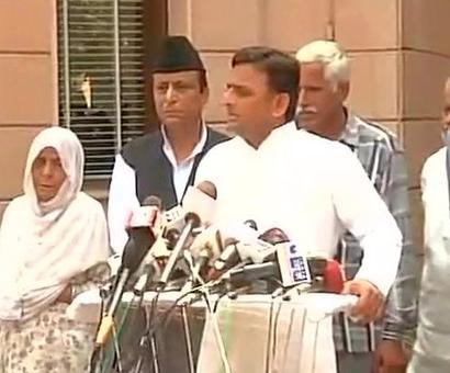 Guilty will be punished: Akhilesh