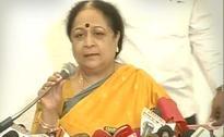 Rahul Gandhi Gave Hard Line on Environment, Alleges Jayanthi Natarajan