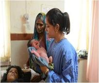 Infant Deaths High but Falling Steadily in India