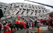 11 Dead, Hundreds Rescued as Strong Quake Rattles Taiwan
