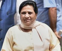 Don't go with SP, Mayawati tells Cong