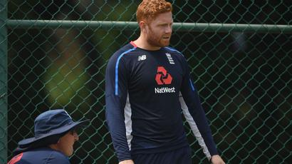 Rediff Cricket - Indian cricket - Gloves are off: Jonny Bairstow contemplates route back for England