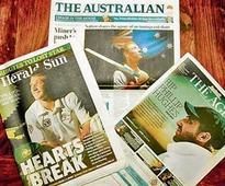 Australian media 'share nation's agony' of Hughes death