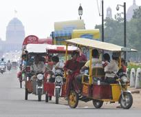 E-rickshaws restricted till regulations are ready: Delhi govt