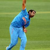 World Cup 2015 India v/s UAE: Shami out of UAE match with knee strain