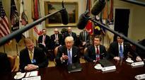 Donald Trump undoes parts of Barack Obama agenda with executive actions