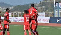 Rediff Sports - Cricket, Indian hockey, Tennis, Football, Chess, Golf - I-League champions? One point away from title, Aizawl FC's fairytale season continues