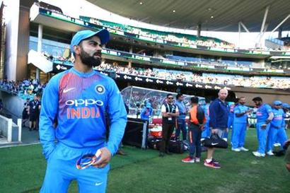 Rediff Sports - Cricket, Indian hockey, Tennis, Football, Chess, Golf - Eye on World Cup as India face Australia in first T20I