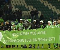 Bundesliga: Vfl Wolfsburg Win, SV Werder Bremen Upset Borussia Dortmund