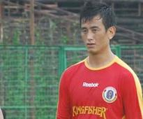 Bhaichung Bhutia to play for EB one last time in I-League