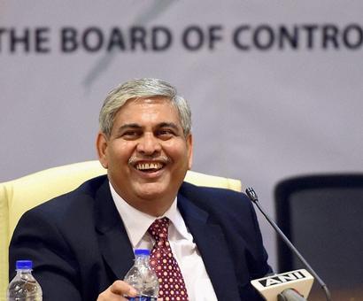 Rediff Cricket - Indian cricket - Will ICC chairman Manohar visit Pakistan?