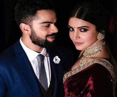 Current Bollywood News & Movies - Indian Movie Reviews, Hindi Music & Gossip - How Virushka celebrated their 1st anniversary