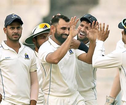 Rediff Cricket - Indian cricket - Ranji Trophy: Kerala take Day 1 honours; Siddharth's ton boosts Karnataka