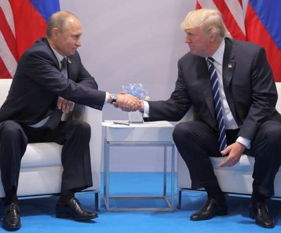 'Had a very good call': Trump congratulates Putin on re-election