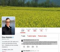 CM Omar Abdullah bids adieu via Twitter, says people will decide if his efforts were good enough