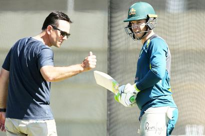 Rediff Sports - Cricket, Indian hockey, Tennis, Football, Chess, Golf - 2nd Test: Fit-again Paine backs Finch as Aus name unchanged squad