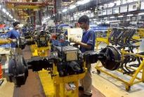 Manufacturing output at 25-month low in Nov on poor new orders