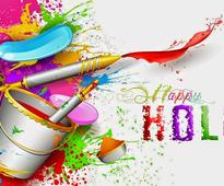 Happy Holi 2015 SMS: 10 Best messages for your loved ones