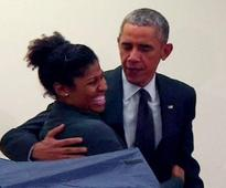 Jealous man asks Barack Obama to stay away from his girlfriend!