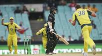 Rediff Sports - Cricket, Indian hockey, Tennis, Football, Chess, Golf - Australia vs New Zealand, live cricket score, 2nd ODI: Australia close in as Kane Williamson falls for 81