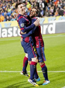 'Phenomenal Messi greatest player of all time'