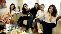 Current Bollywood News & Movies - Indian Movie Reviews, Hindi Music & Gossip - Kareena Kapoor Khan officially begins prep for Veere Di Wedding with Sonam Kapoor and others