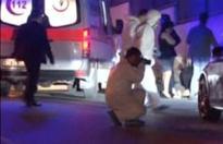 TV mogul killed by masked assailants