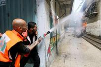 Gaza crisis: 815 Palestinians killed, no sign of ceasefire