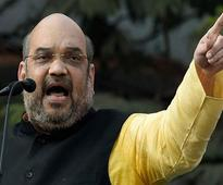 Amit Shah stresses on 'word of mouth' campaign