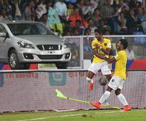 Sabeeth, Orji on target as Kerala Blasters fight back to register first ISL win