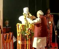 Live: Need to create an environment where children dream to become good teachers, says Modi in Varanasi