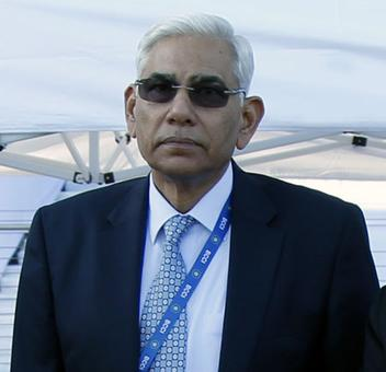 Rediff Cricket - Indian cricket - COA chief Rai non-committal on India's participation in Champions Trophy