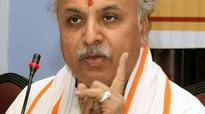 Pravin Togadia under fire over hate-speech, RSS says comments fabricated