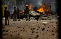 East Delhi simmers for 24 hrs, 13 hurt in riots