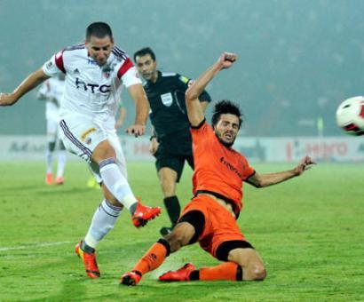 ISL: Delhi Dynamos register second win, edge NorthEast United 2-1