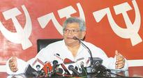 Day 2 of CPM plenum: Use diplomatic moves while dealing with Pakistan, says Sitaram  Yechury to Centre