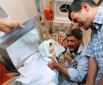 Worst refugee crisis since World War II: Drowned Syrian toddler buried in Kobani