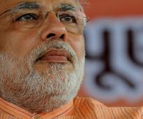 Modi peeved by 'indifference' to ex